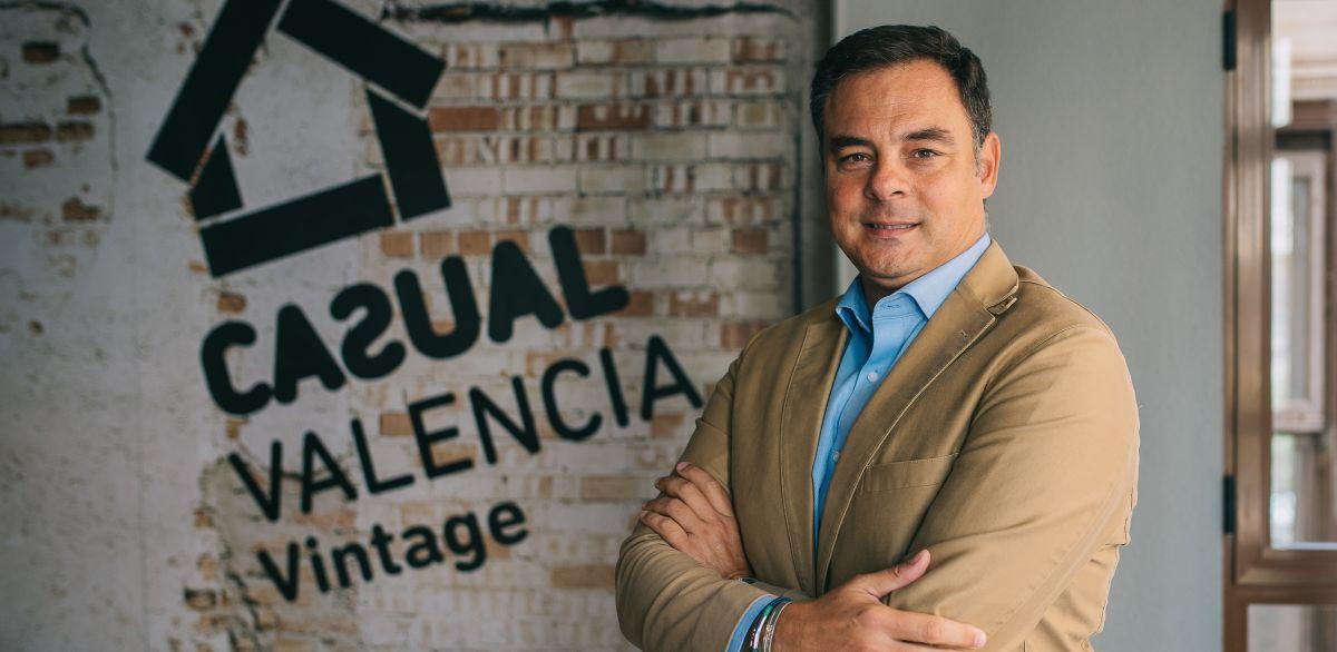 Juan Carlos Sanjuan, fundador y CEO de Casual Hoteles.