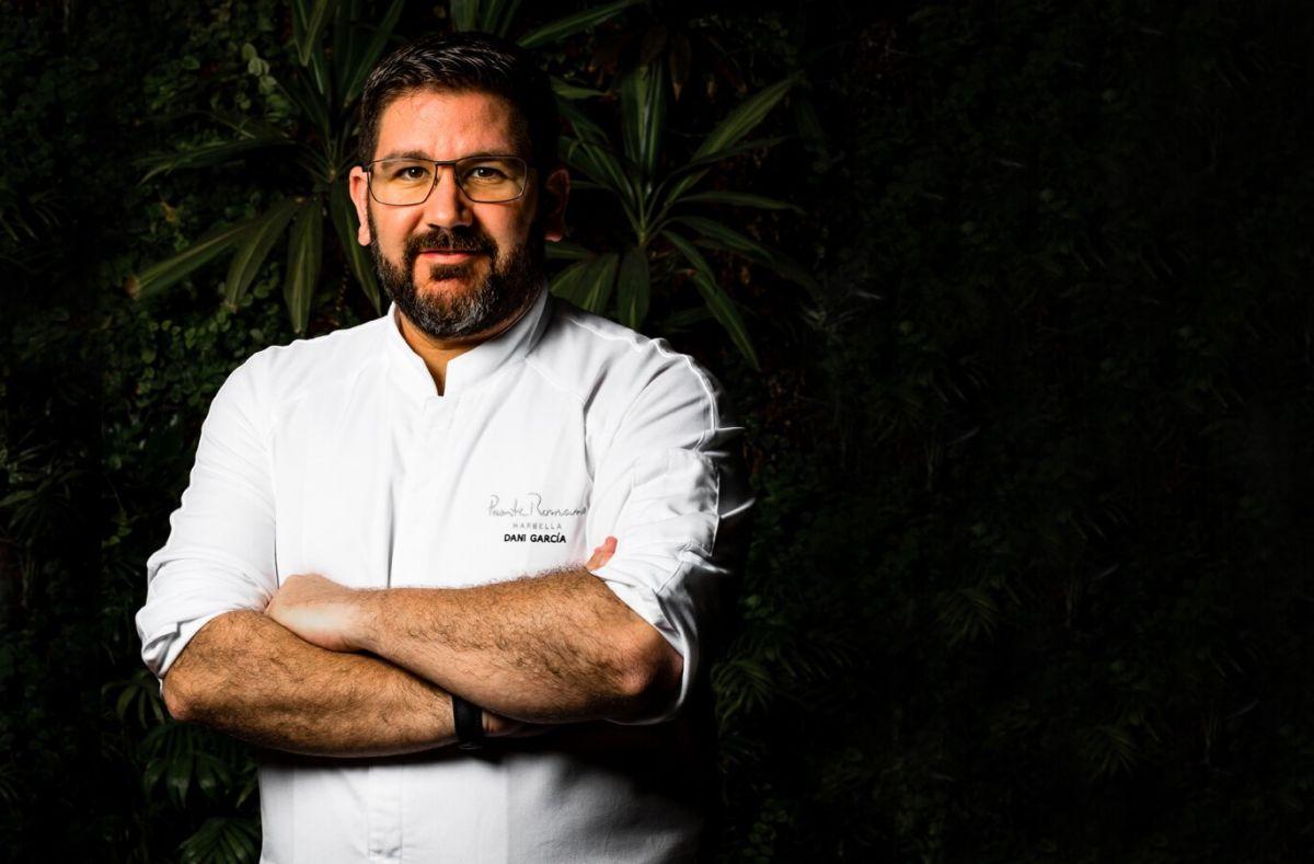 El restaurante Dani García sube al podium de las tres Estrellas Michelin