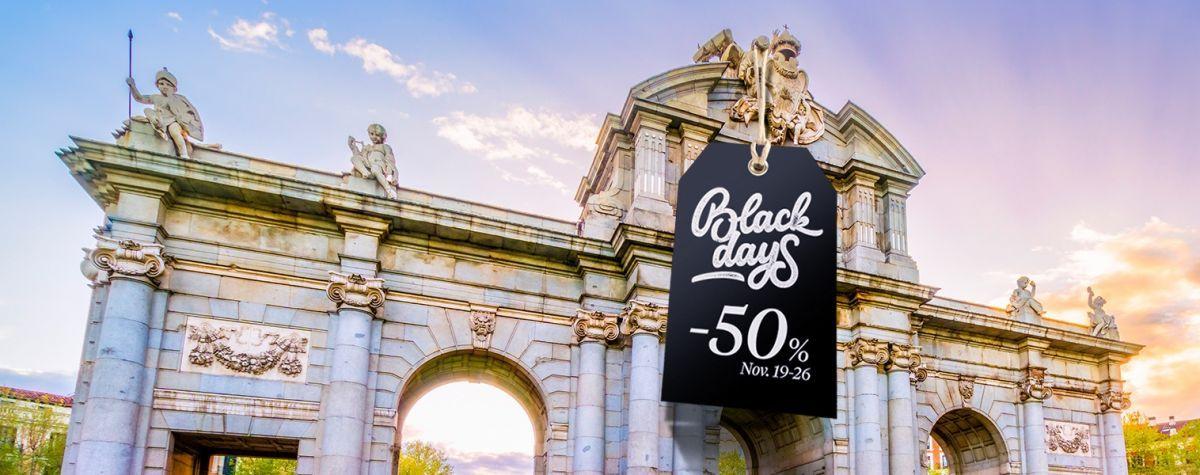 Los hoteles se han sumado este año a un Black Friday al que el viernes se le ha quedado corto y extiende sus ofertas a toda la semana.
