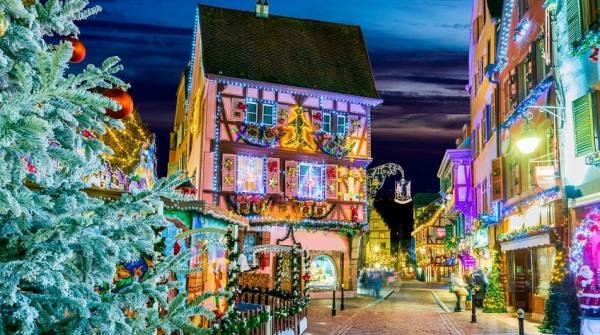 Destinos europeos con las luces de Navidad más bonitas, dos en España | Economía
