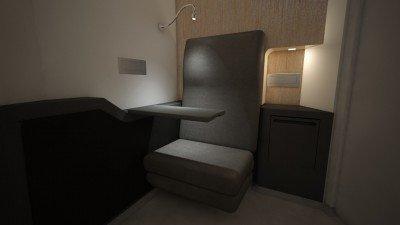 Nuevo concepto de cabinas personales: My Own Space