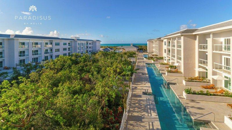 Meliá abre su cuarto hotel Paradisus en Cuba