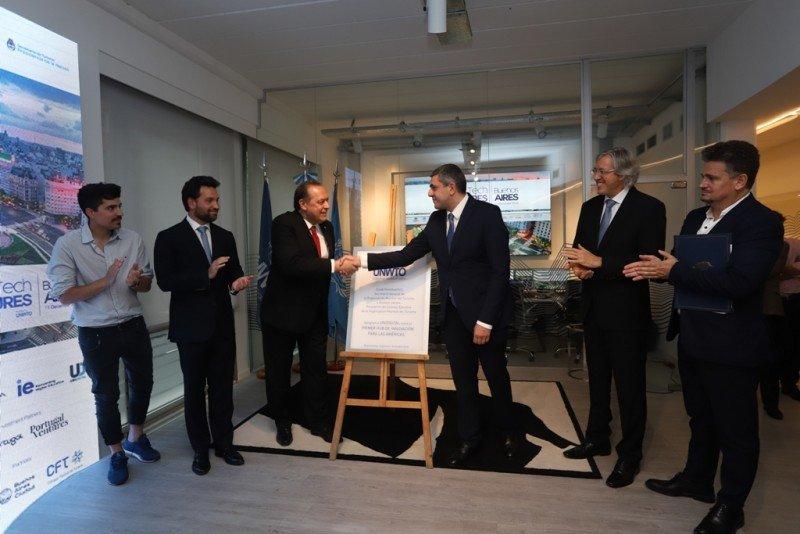 OMT inauguró su centro de Innovación Turística en Buenos Aires