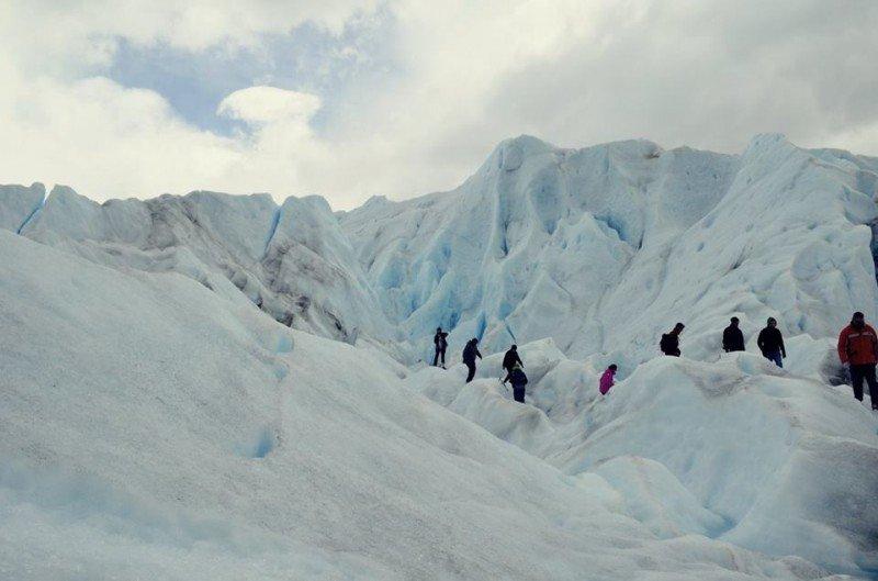 Parque Nacional Los Glaciares (Foto: Taiana González)