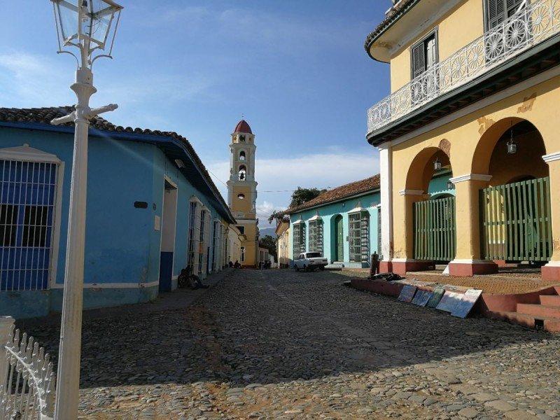 Trinidad es uno de los destinos con más crecimiento en Cuba. Foto: Hosteltur/Ángeles Vargas.