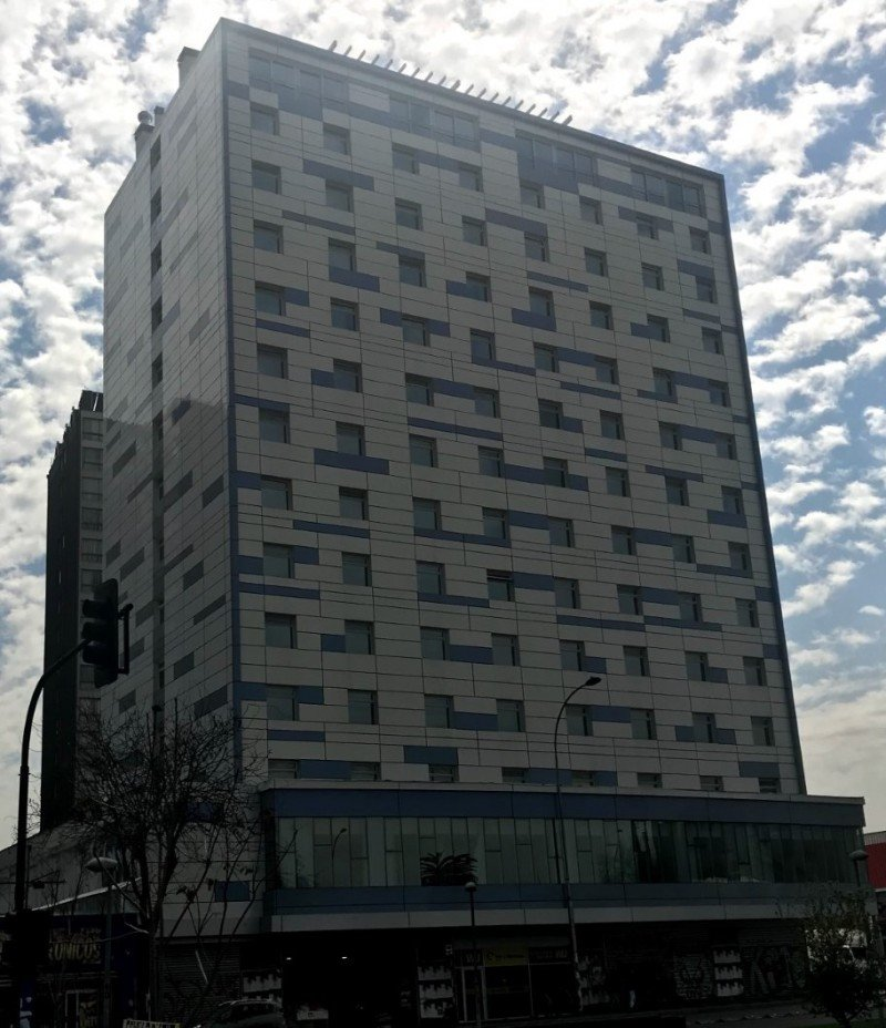 El hotel se encuentra en las etapas finales de la construcción y será inaugurado en marzo de 2019.