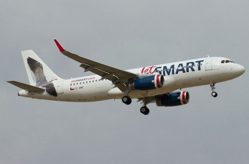 JetSMART se expande en Perú con una ruta a Arequipa