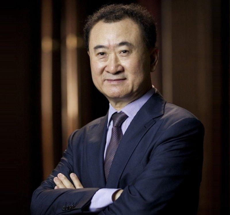 El empresario chino Wang Jianlin, fundador y presidente de Wanda Group.