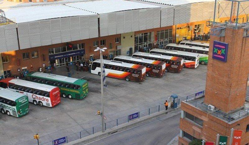 Montevideo: caen 8% los servicios de ómnibus en Navidad