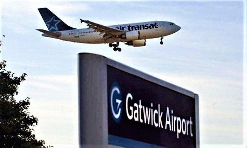 El Aeropuerto de Gatwick pasa a manos francesas por US$ 3.679 millones