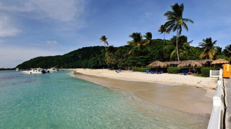 La playa Palomino, en el parque Tayrona (Colombia), en el top 10 de destinos emergentes de Booking. Foto: Bookmundi.