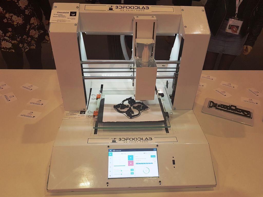 Congresos A La Comida Los 3d Hecha En Impresoras Y Llega dxhrotQCBs