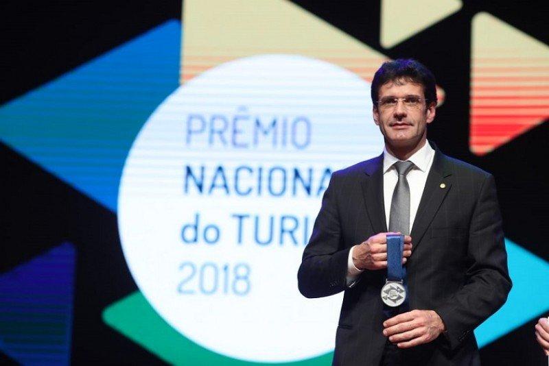 Marcelo Alvaro Antonio, nuevo Ministro de Turismo de Brasil.