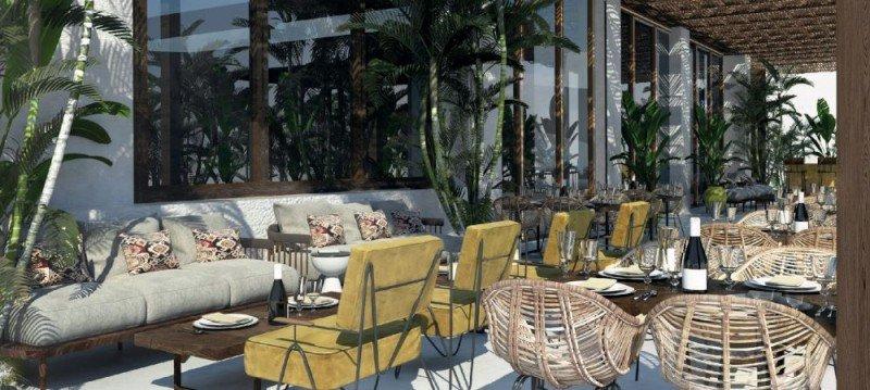 El nuevo alojamiento está dirigido a parejas, amigos y adultos que buscan el máximo relax.