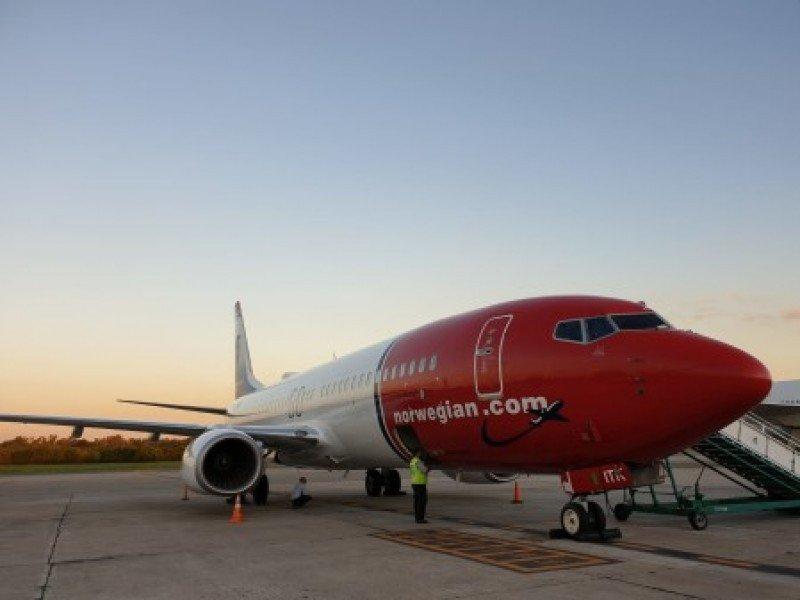 Norwegian Argentina abre su ruta Buenos Aires-Salta