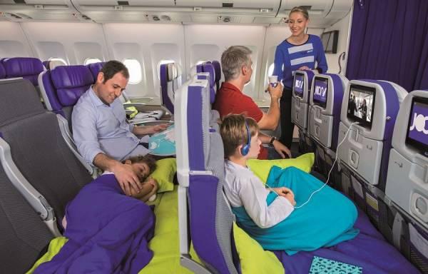 Air France baja a su aerolínea para millennials — Una marca incomprendida