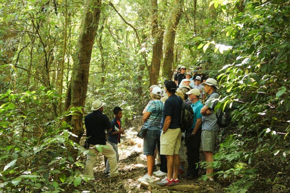 El Salvador exhibe cifras de crecimiento turístico por encima del promedio de la región. Foto: Salvadorean Tours