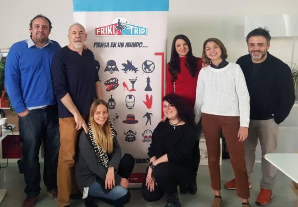 Una agencia de viajes para frikis, premiada por su innovación