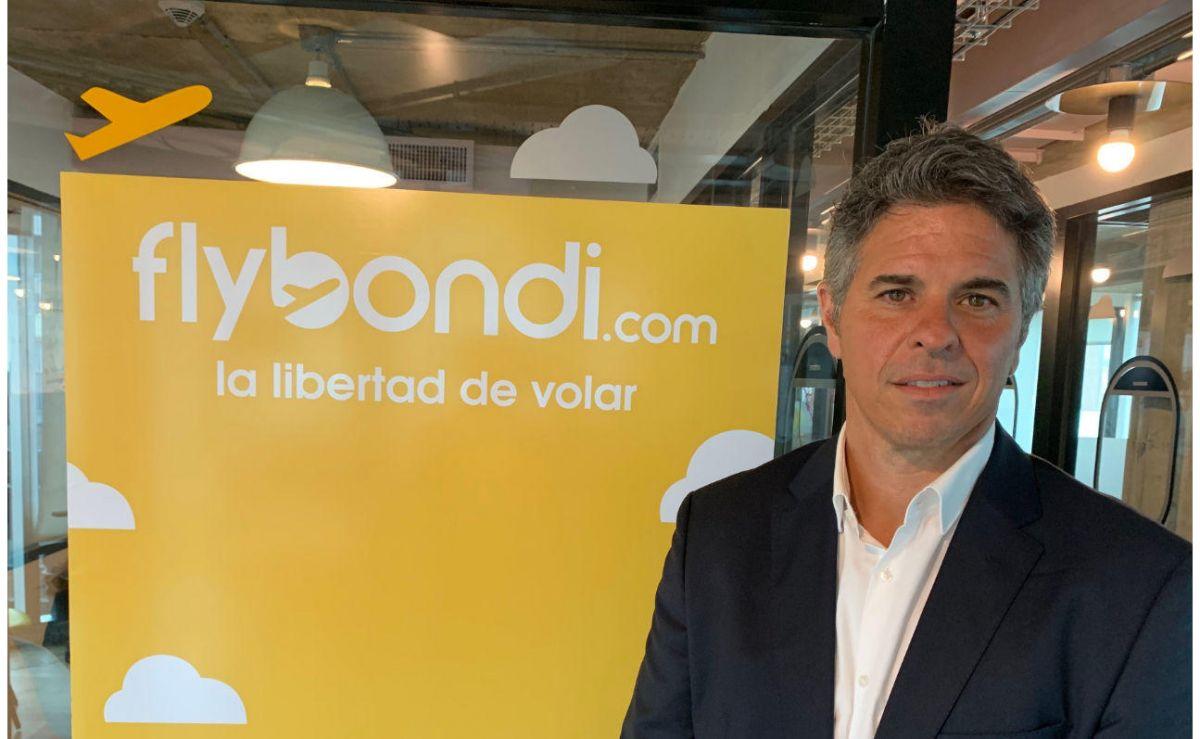 Ex Latam Argentina nuevo CEO de Flybondi | Transportes