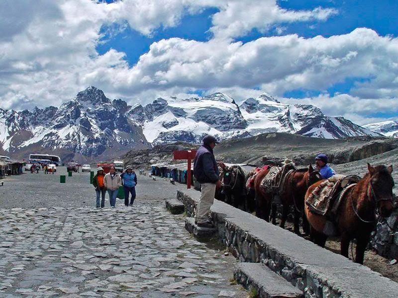 Parque Nacional Huacarán. Foto: Visit Perú