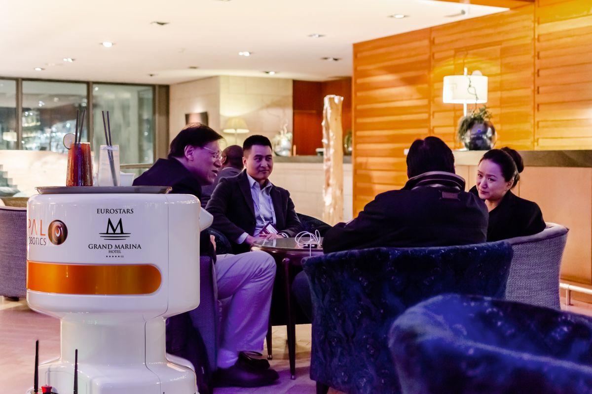 Los robots llegan a la hotelería española, ¿suprimirán empleos?