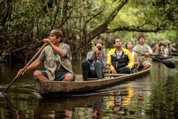 El turismo de naturaleza para visitantes 'responsables