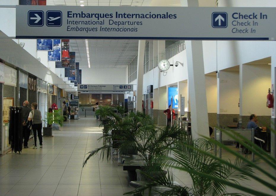 Aeropuerto Internacional de Rosario ha perdido tres rutas internacionales. Foto: Aeropuetos.net