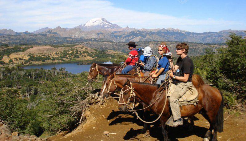 La diversidad de paisajes es lo que los brasileños más aprecian de Chile