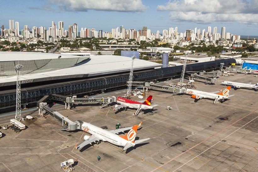Aeropuerto de Recife, el más importante de los subastados