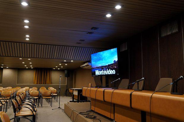 Centro de Convenciones de la Intendencia de Montevideo