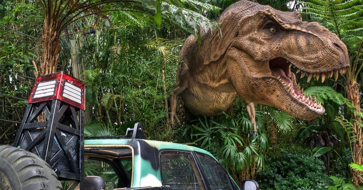 Jurassic World ya está presente en Universal Singapur; ahora llega a EEUU