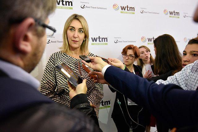 Luciane Leite, directora de WTM LAT