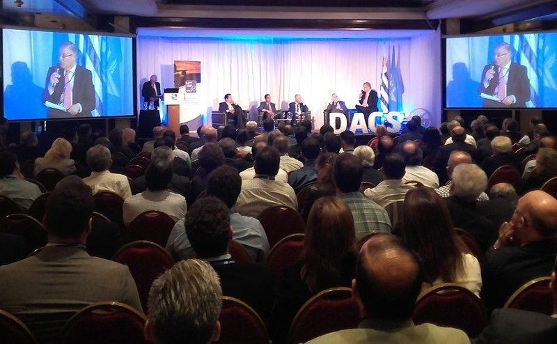 Foro DACS 2018 en Montevideo