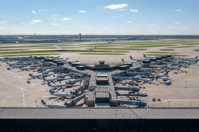 Aeropuerto O'Hare de Chicago