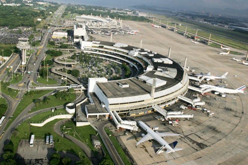 Aeropuerto Galeao de Rio de Janeiro