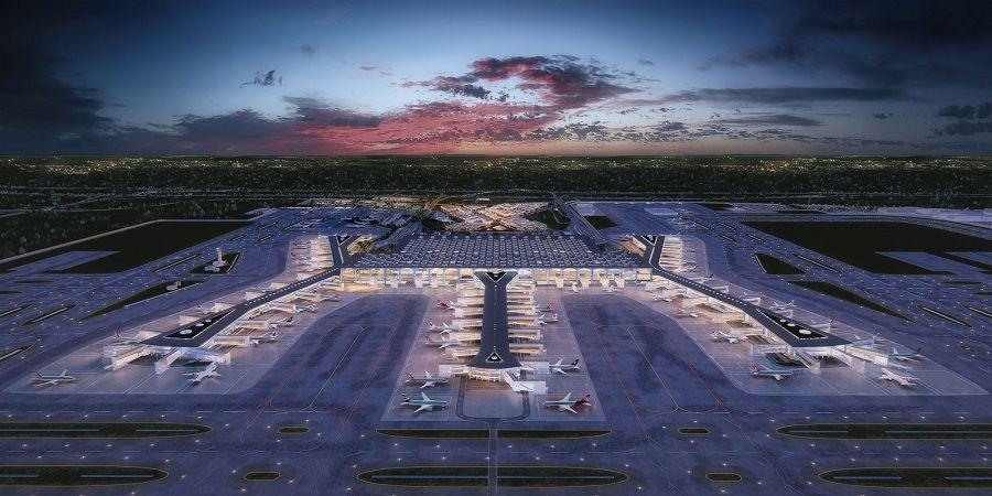 El nuevo Aeropuerto Internacional de Estambul sustituye al de Atatürk |  Transportes