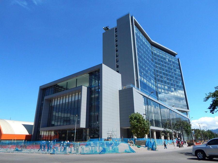Nuevo hotel Hilton Bogotá Corferias