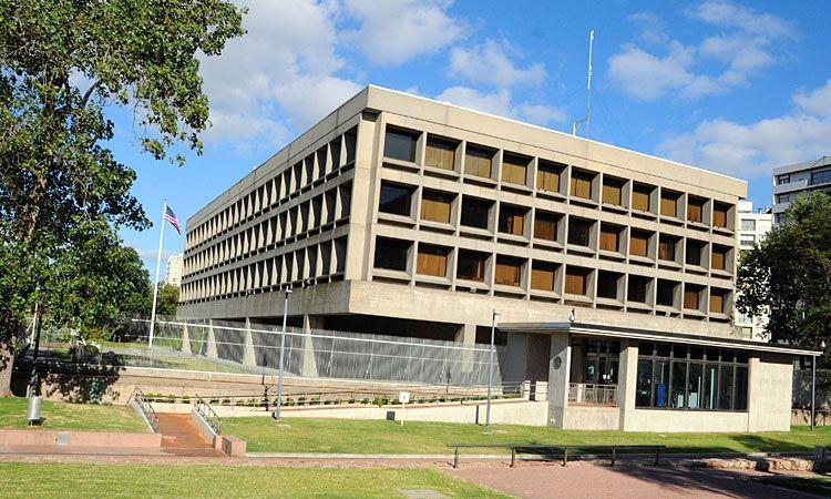 Embajada de EEUU en Uruguay