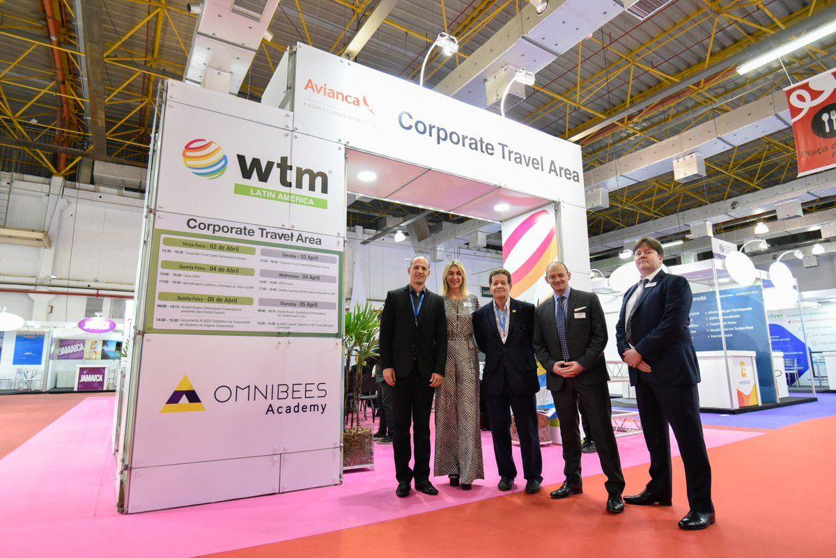 La WTM LAT en Sao Paulo registró cifras positivas de asistentes y expositores.