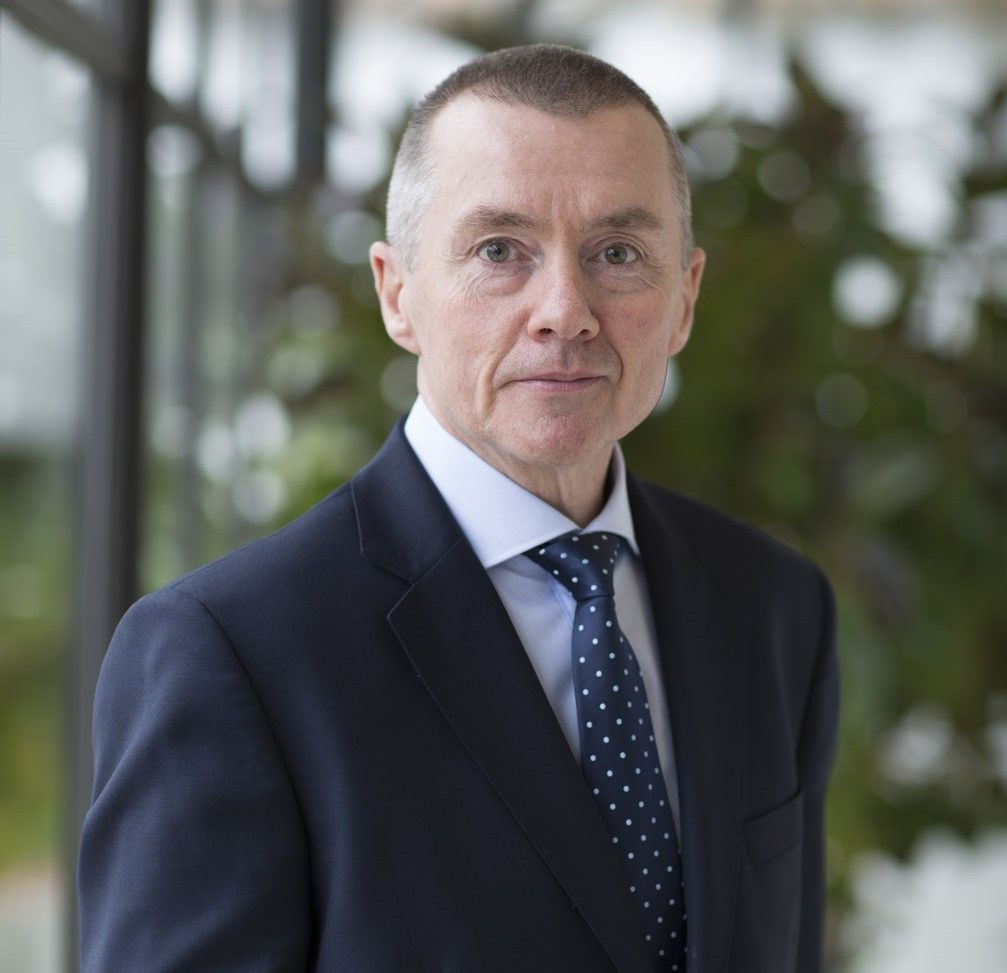 Willie Walsh, consejero delegado de IAG Group