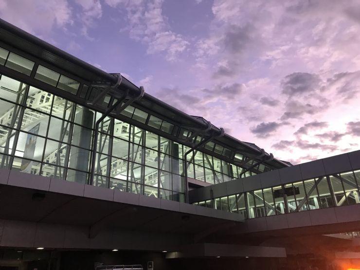 Aeropuerto Juan Santamaría de San José de Costa Rica