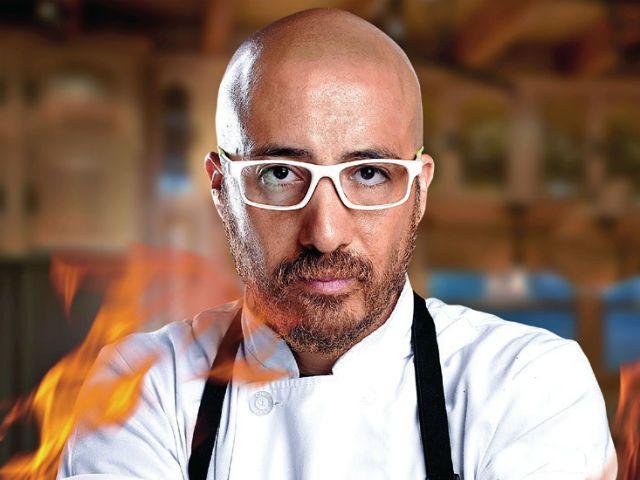 Carlos Gallardo es el principal difusor de la cocina ecuatoriana