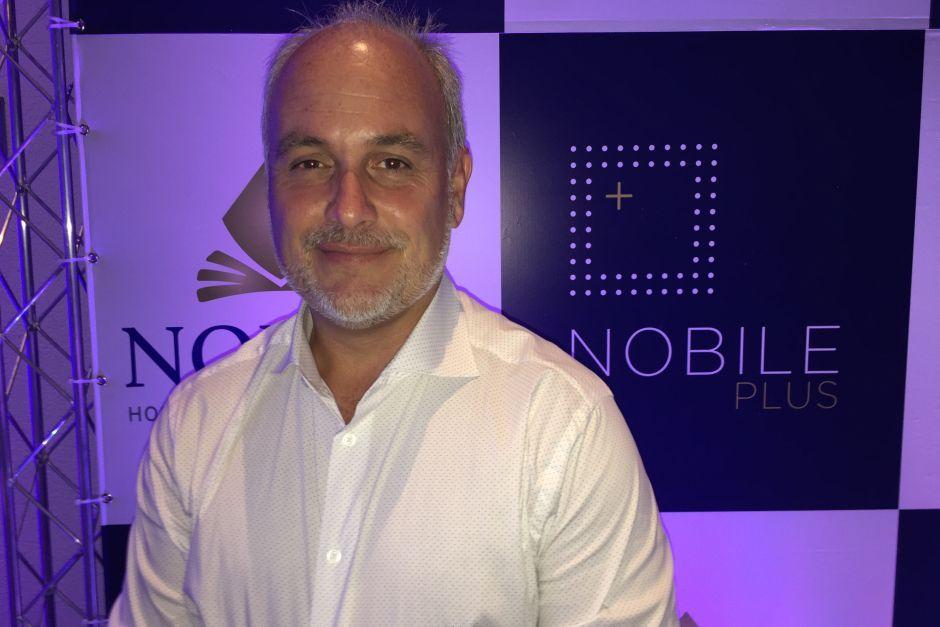 Diego Filardi, director de Desarrollo de la hotelera Nobile