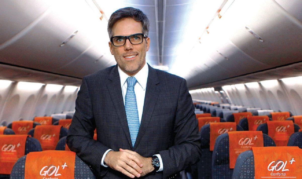 Paulo Kakinoff, presidente de GOL