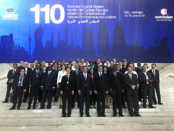 Consejo Ejecutivo de la OMT en Bakú