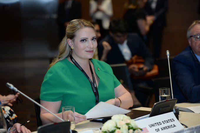Emma Doyle encabeza la delegación de EEUU en la cumbre de la OMT