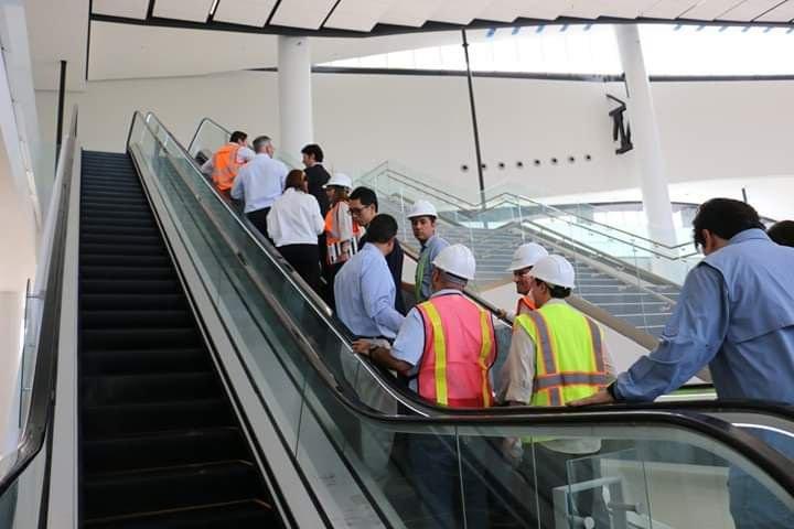 La obra del Centro de Convenciones de Amador está en un 91%; falta el equipamiento