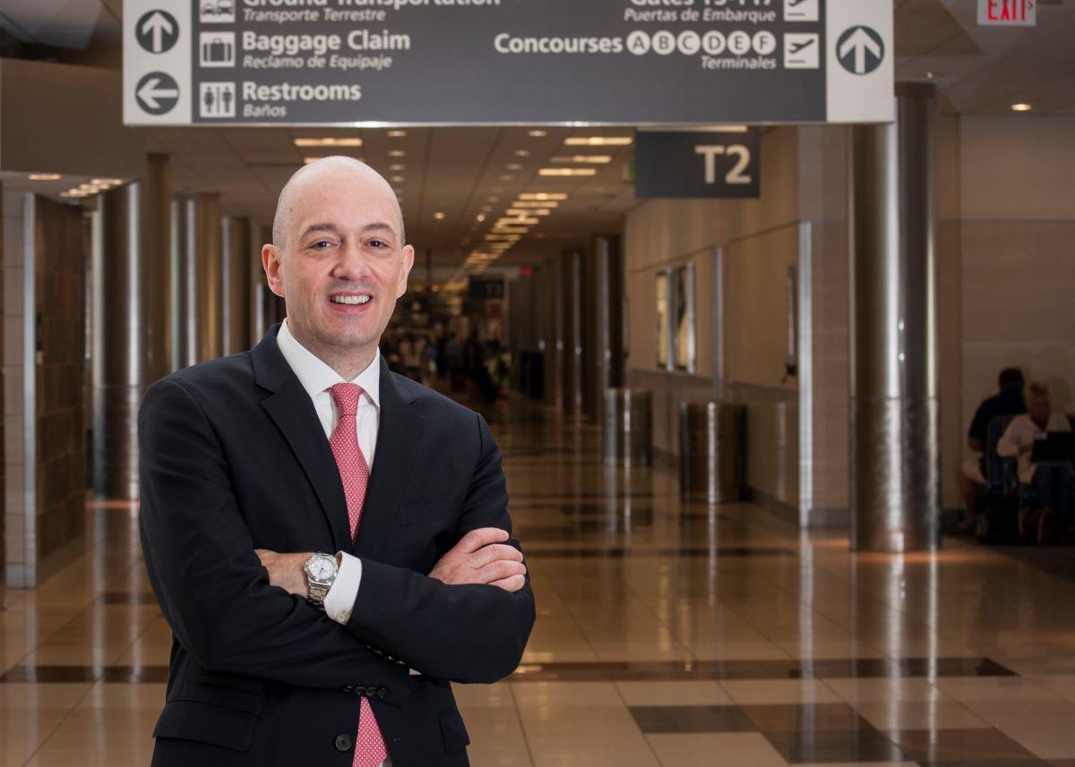 Nicolás Ferri, nuevo vicepresidente comercial ejecutivo de Aeroméxico