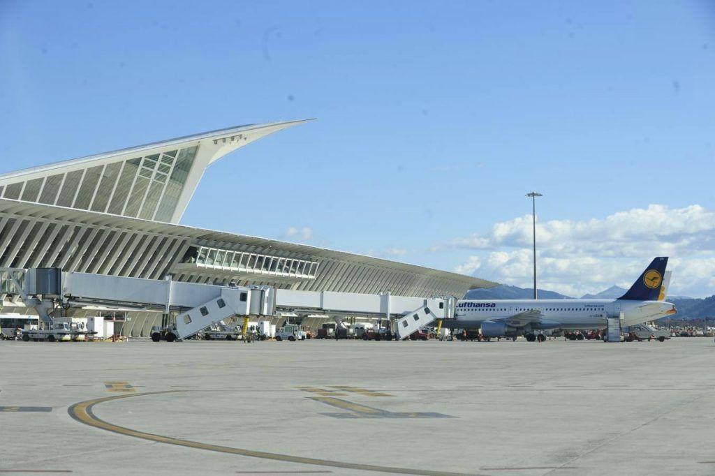 Aeropuerto de Bilbao. Foto: Aeropuertos.net