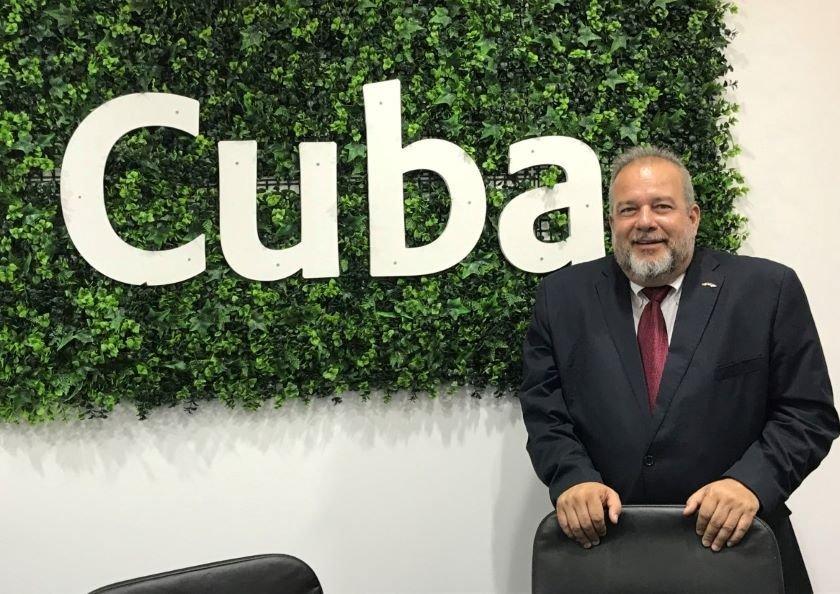 Manuel Marrero, ministro de Turismo de Cuba, informó al Parlamento sobre la compleja situación del sector